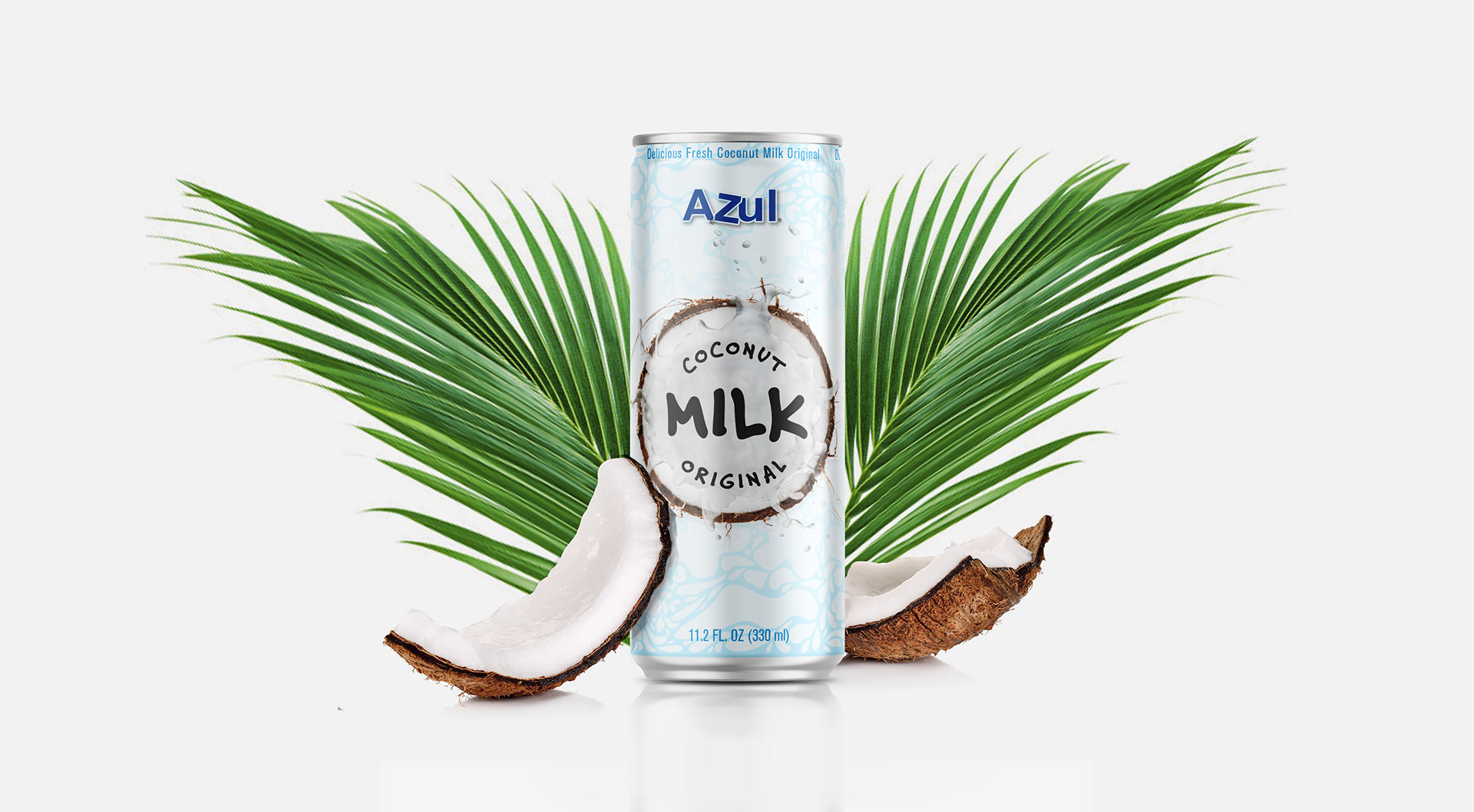 Azul Coconut Milk